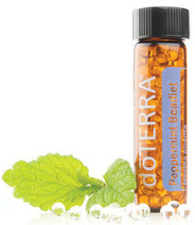 Doterra Peppermint Beadlets Melbourne Stock Aroma Good