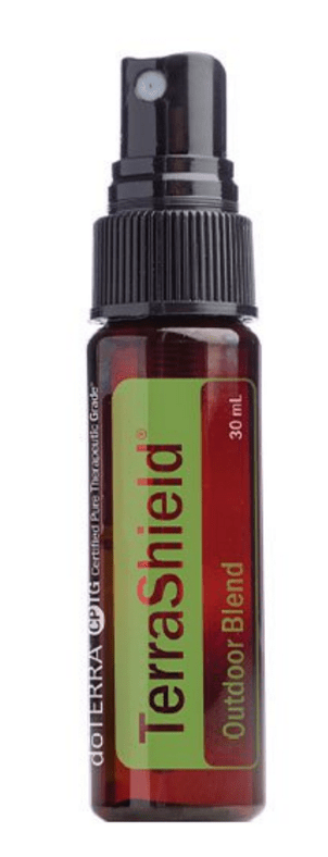 Terrashield Spray Bottle Insect Repellent Blend Oil