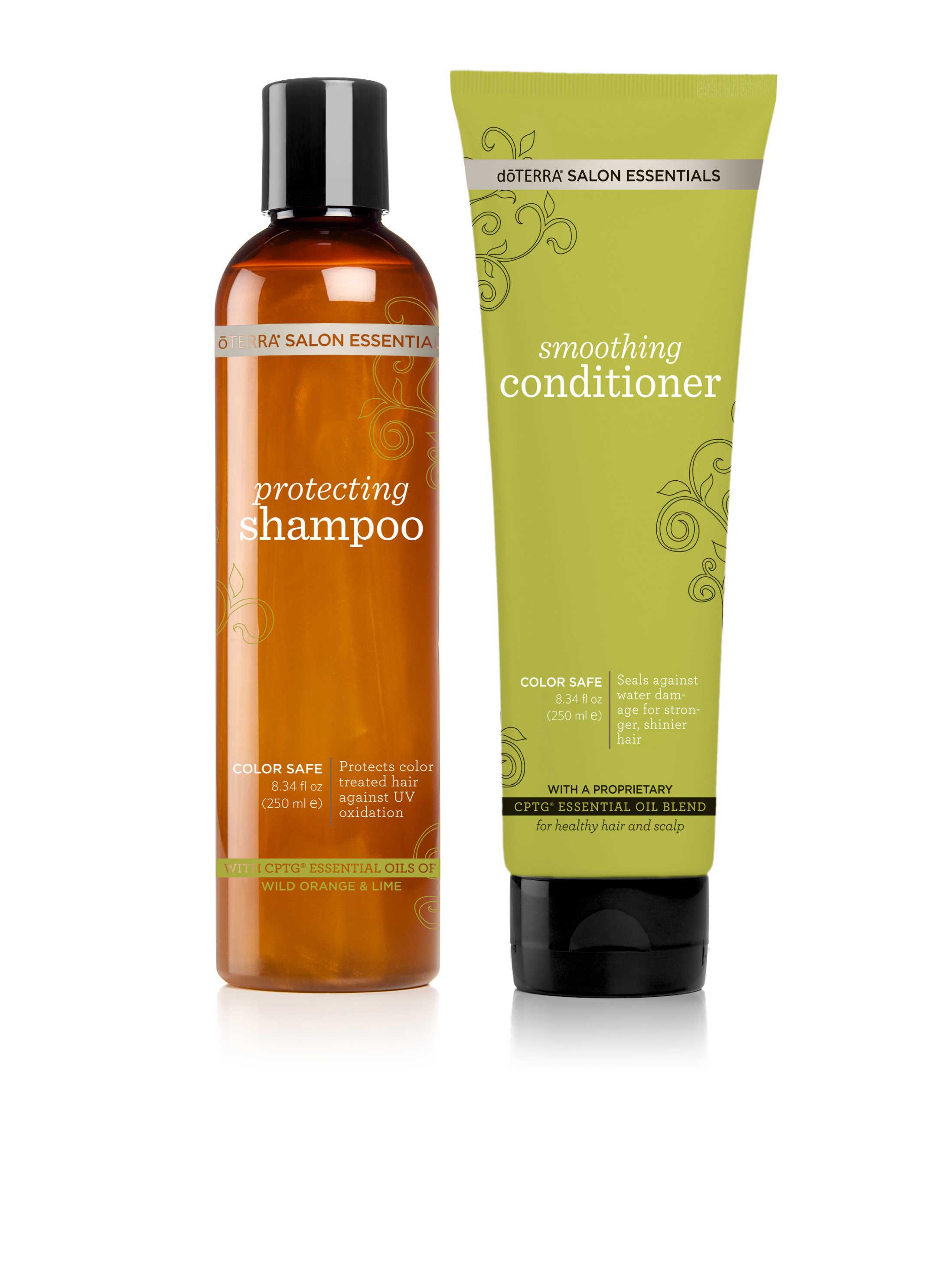 good salon shampoo